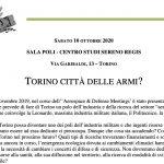 Torino città delle armi?