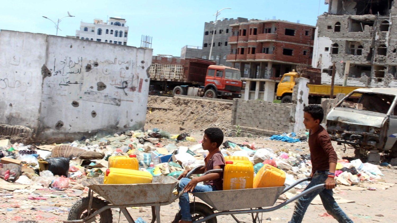Yemen sull'orlo della peggiore carestia mondiale