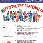 """""""riCOSTRUIRE FRATERNITÀ"""" – Sesta Marcia della pace e dell'accoglienza di Bologna"""