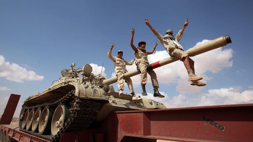 L'intervento NATO in Libia: dieci anni dopo