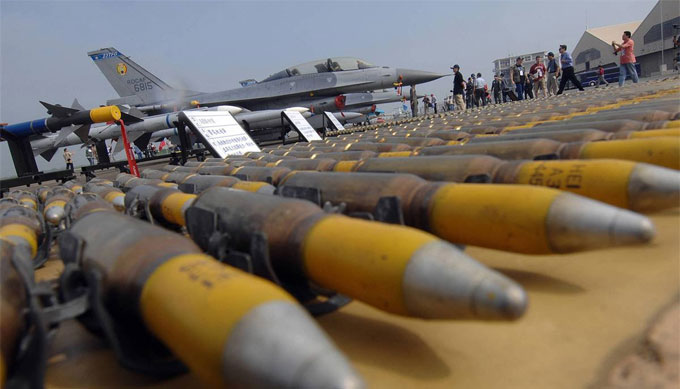 Armi convenzionali: sempre alto il volume delle esportazioni